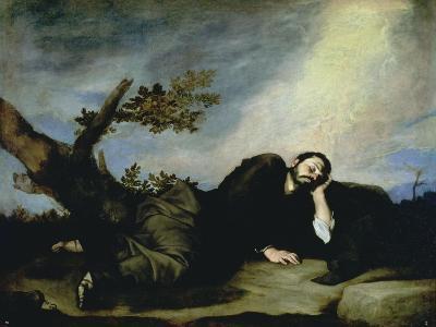 Jacob's Dream, 1639-Jusepe de Ribera-Giclee Print