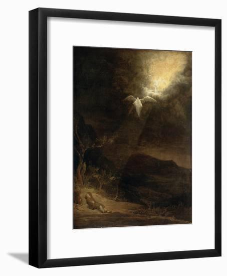 Jacob's Dream, C.1710-15-Aert de Gelder-Framed Premium Giclee Print