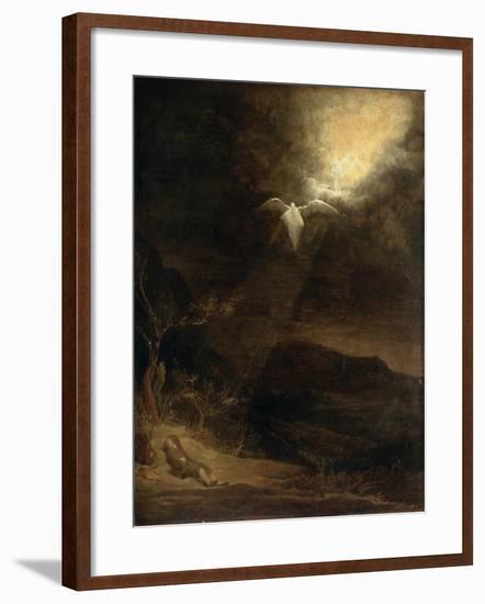 Jacob's Dream, C.1710-15-Aert de Gelder-Framed Giclee Print