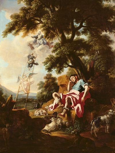 Jacob's Dream-Francesco Solimena-Giclee Print