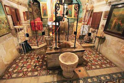 Jacob's Well, Bir Ya'Qub Monastery, Nablus, West Bank--Photographic Print