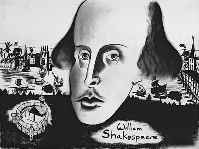 William Shakespeare (1564-1616), 1994