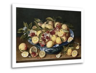 Still Life of Lemons, Oranges, and Pomegranates