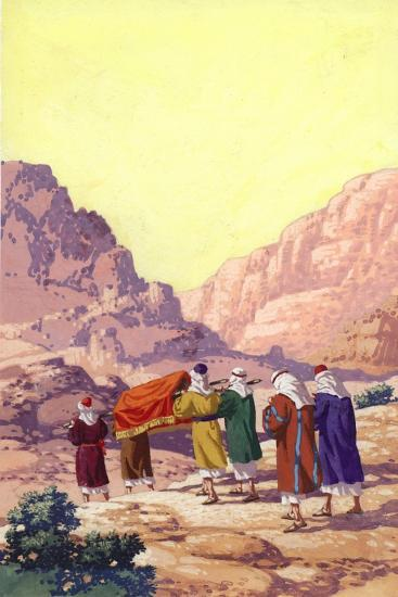 Jacob-Pat Nicolle-Giclee Print