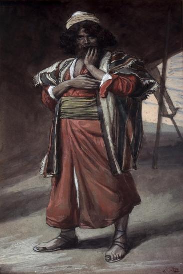 Jacob-James Jacques Joseph Tissot-Giclee Print