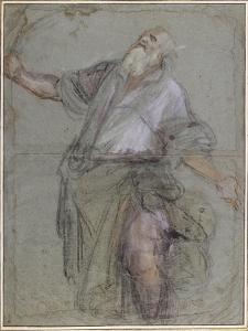 Abraham by Jacopo Bassano