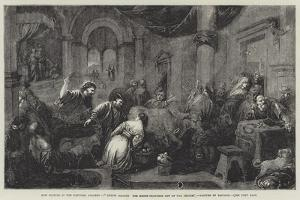 Christ Driving the Money-Changers Out of the Temple by Jacopo Bassano