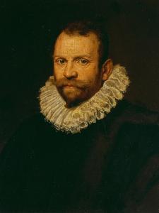 Portrait of a Man by Jacopo Bassano