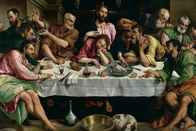 The Last Supper, 1542