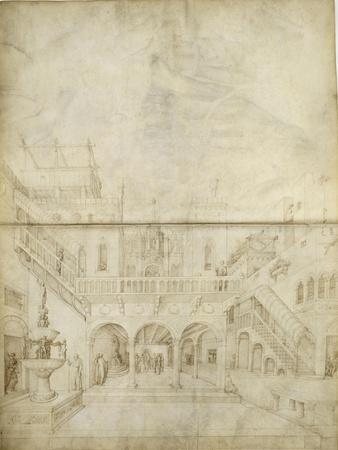 Architecture ; Jugement de Salomon