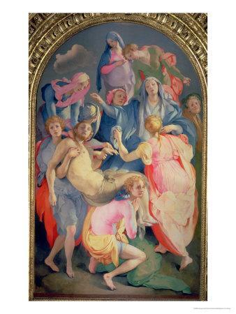 Deposition, 1528