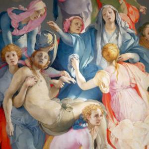 Deposizione by Jacopo da Carucci Pontormo