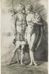 Mars and Venus, C. 1510-1512 by Jacopo De' Barbari