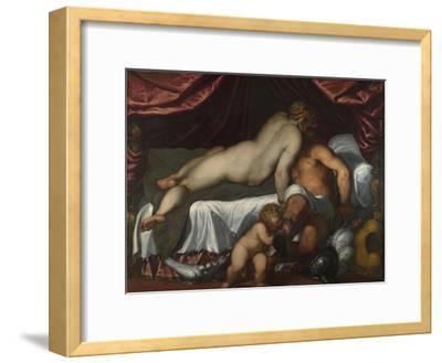 Mars and Venus, Ca 1590
