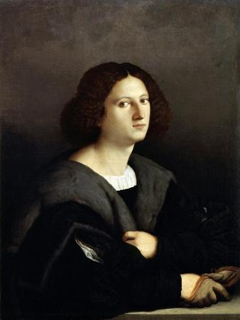 Portrait of a Man, 1512-1515