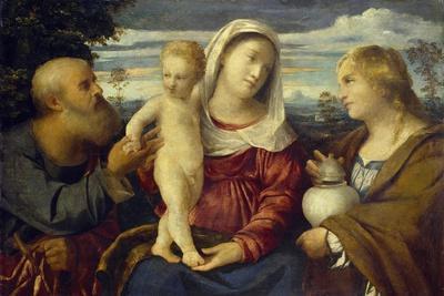 Sacra Conversazione, 16th Century