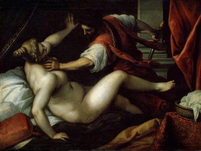 Tarquinius and Lucretia, 16th or Early 17th Century
