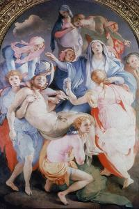 The Deposition from the Cross, 1526-1528 by Jacopo Pontormo