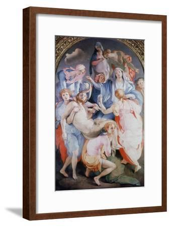 The Deposition from the Cross, 1526-1528