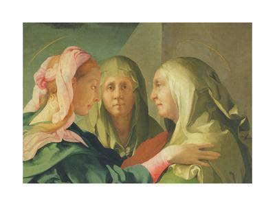 The Visitation, 1528-30