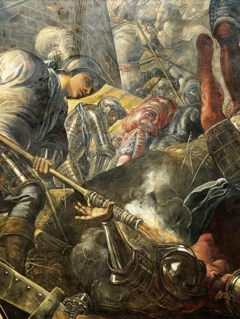 The Venetians Help Brescians Break Filippo Maria Visconti's Siege
