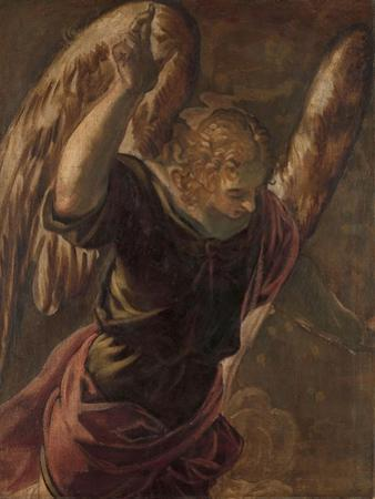 Angel from the Annunciation to the Virgin, 1560-85