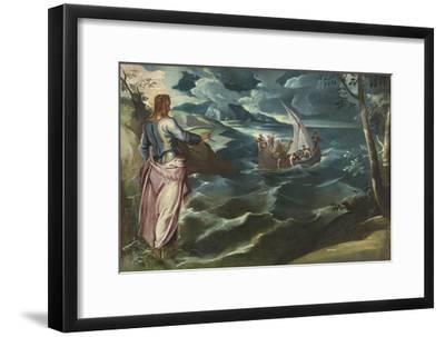 Christ at the Sea of Galilee, c.1575-80