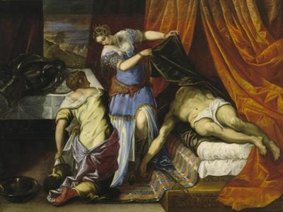 Judith and Holofernes, c.1577