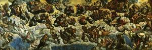 Paradise by Jacopo Robusti Tintoretto