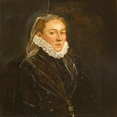 Portrait of a Lady, c.1570-1580