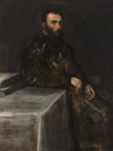 Portrait of a Man, 1560-63 by Jacopo Robusti Tintoretto