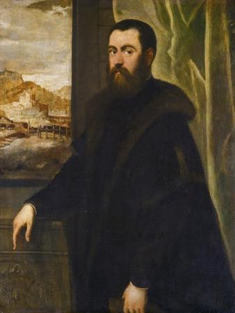 Portrait of a Venetian Senator, c.1570