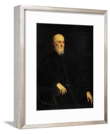 Portrait of Alvise Cornaro, c.1562-65