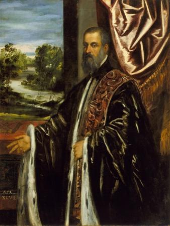 Portrait of Marino Grimani, 1578