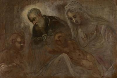 The Holy Family with the Young Saint John the Baptist, 1547