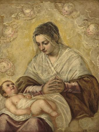 The Madonna of the Stars, c.1550-90