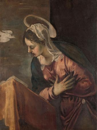 Virgin from the Annunciation to the Virgin, 1560-85