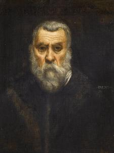 Self-Portrait, 1588 by Jacopo Tintoretto