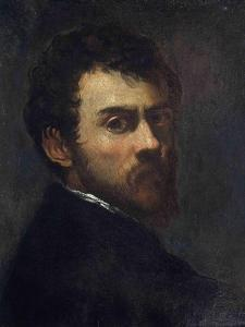 Self-Portrait as a Young Man by Jacopo Tintoretto