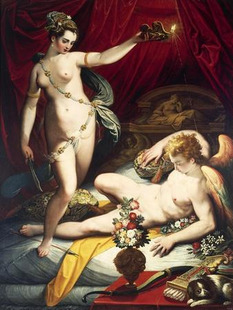 Cupid and Psyche, 1589