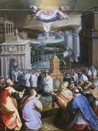 Procession of St Gregory the Great