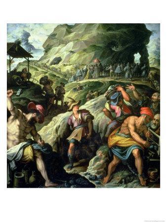 The Mine, 1572
