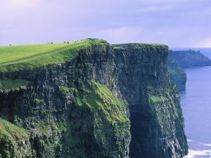 Cliffs of Moher by Jacque Denzer Parker