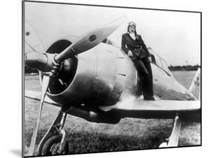 Jacqueline Cochran Was an American Woman Pilot with the US Entry into the War