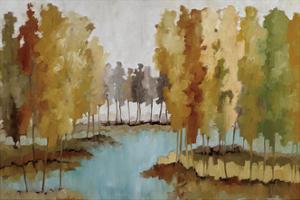Lake View by Jacqueline Ellens