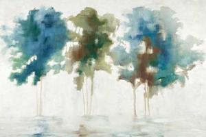 Tree Trio by Jacqueline Ellens