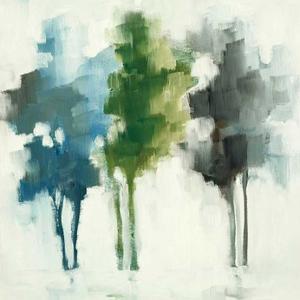 Trees II by Jacqueline Ellens