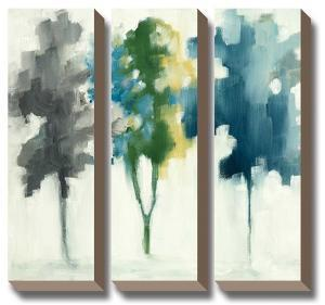 Trees III by Jacqueline Ellens