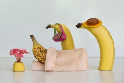 Sick Banana by Jacqueline Hammer