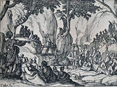 No. III. -St. John Preaching, 1635, (1924)